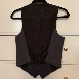 BB Dakota Jackets & Coats - Dark grey vest